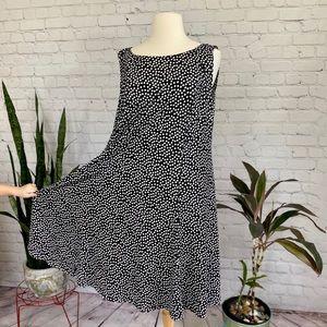 Jessica Howard Polka Dot Dress